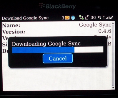 How-to Sync Google Calendar with Your Blackberry